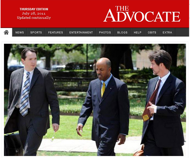The Baton Rouge Advocate